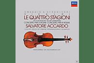Salvatore Accardo - DIE VIER JAHRESZEITEN/UA [CD]
