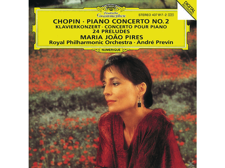 Pires, Pires/Previn/RPO - Klavierkonzert 2/24 Preludes [CD]