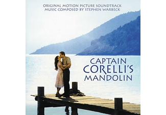Stephen Warbeck - Captain Corelli's Mandolin  - (CD)