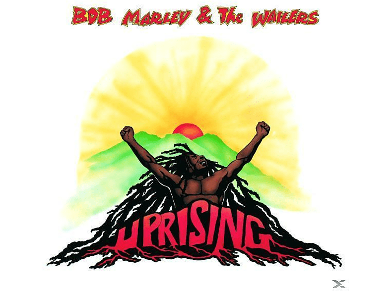 Bob Marley & The Wailers - Uprising CD