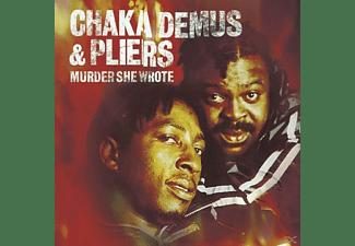 Pliers, Chaka & Pliers Demus - Murder She Wrote  - (CD)