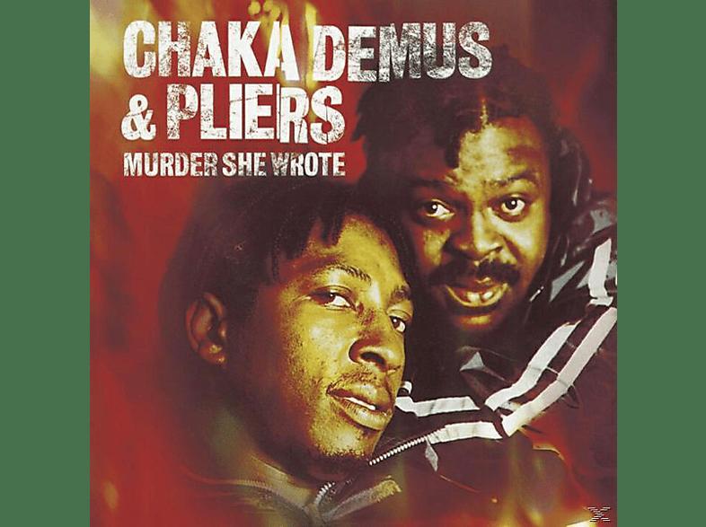 Pliers, Chaka & Pliers Demus - Murder She Wrote [CD]