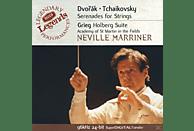 Sir Neville Marriner, Neville/amf/+ Marriner - STREICHERSERENADEN [CD]