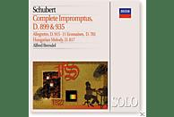 Alfred Brendel - Sämtliche Impromptus (Ga)/+ [CD]