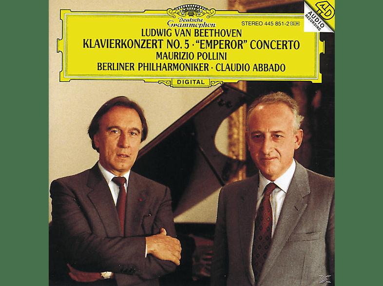 Maurizio Pollini, Pollini,Maurizio/Abbado,Claudio/BP - Klavierkonzert 5 [CD]