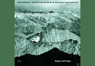Jan/ustad Garbarek - Ragas And Sagas  - (CD)