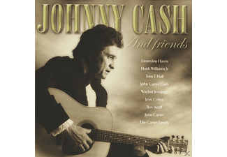 Johnny Cash - Johnny Cash And Friends (CD)