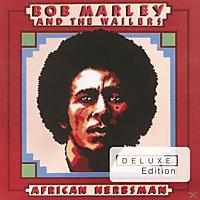 Bob Marley - African Herbsman - [CD]