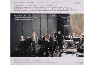 Eleni Karaindrou, Eleni Ost/karaindrou - Dust Of Time  - (CD)