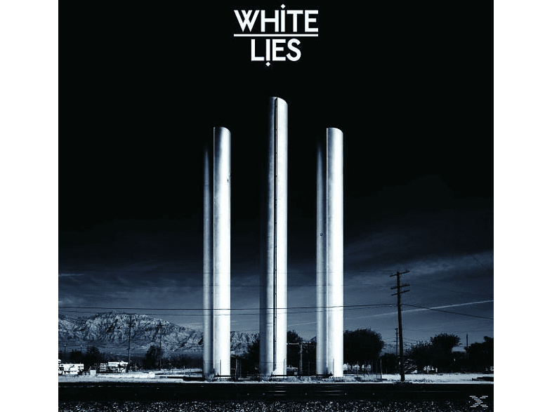 White Lies - TO LOSE MY LIFE [CD]