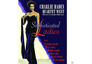 Quartet West Sophisticated Ladies CD