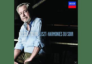 Nelson Freire - Harmonies Du Soir  - (CD)