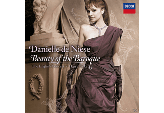 Danielle & Various De Niese, Deniese,D./Scholl,A./The English Concert/Bicket,H. - Beauty Of The Baroque  - (CD)