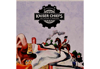 Kaiser Chiefs - Kaiser Chiefs - Future Is Medieval - (CD)