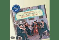The Quartetto Italiano - Die Späten Streichquartette [CD]