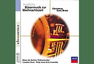 VARIOUS - FESTLICHE BLÄSERMUSIK ZUR WEIHNACHTSZEIT [CD]
