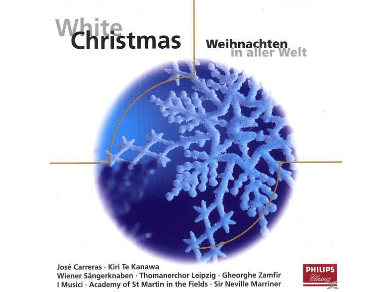 VARIOUS, Zamfir/I Musici/Thomanerchor Leipzig/+ - White Christmas [CD]