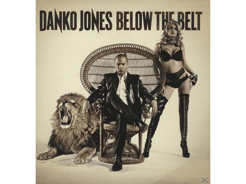 Danko Jones - Below The Belt [Vinyl]