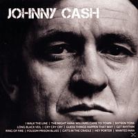 Johnny Cash - Icon [CD]