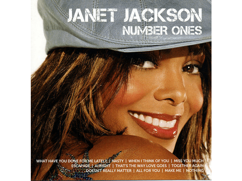 Janet Jackson - Icon [CD]