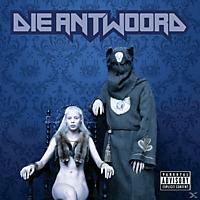 Die Antwoord - $o$ (Sos) [CD]