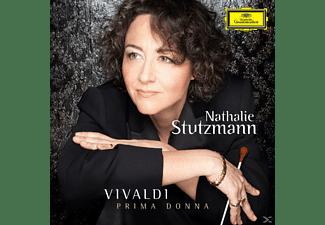 Natalie Stutzmann, Orfeo 55 - Prima Donna  - (CD EXTRA/Enhanced)