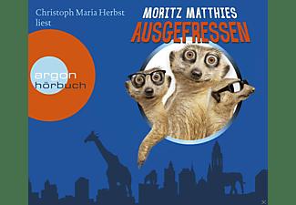 AUSGEFRESSEN  - (CD)