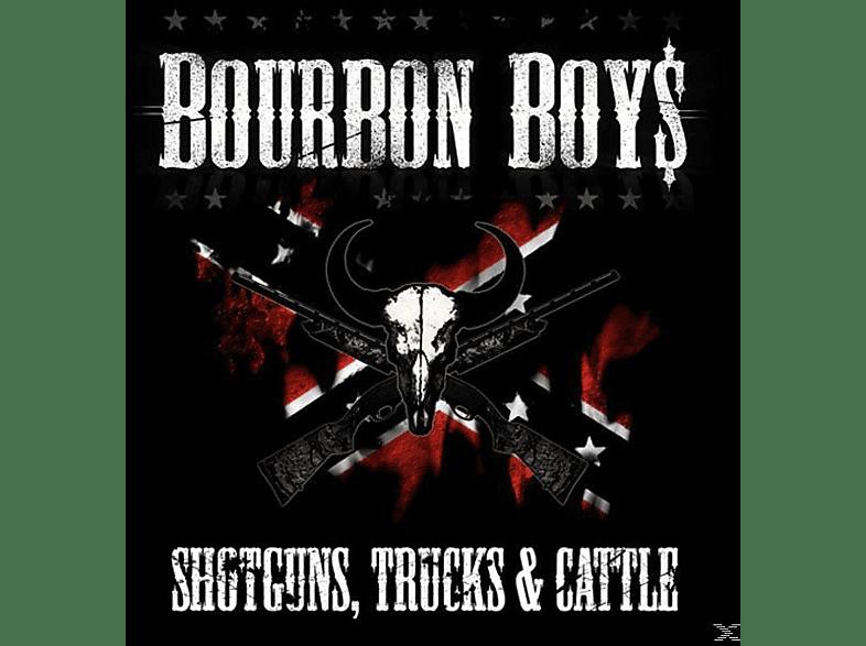 Bourbon Boys - Shotguns, Trucks & Cattle [CD]