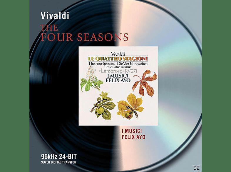 Felix Ayo, Félix/i Musici Ayo - Die Vier Jahreszeiten/+ [CD]