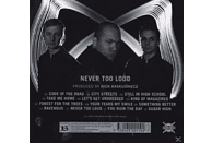 Danko Jones - Never Too Loud (Lim.) [CD]