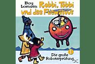 DIE GROSSE ROBOTERPRÜFUNG - (CD)