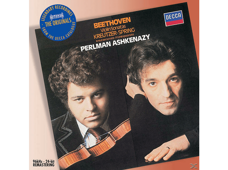Itzhak Perlman, Itzhak Perlman?vladimir Ashkenazy - Violinsonaten 5, 9 [CD]