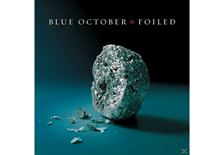 Blue October - Foiled - (CD EXTRA/Enhanced)