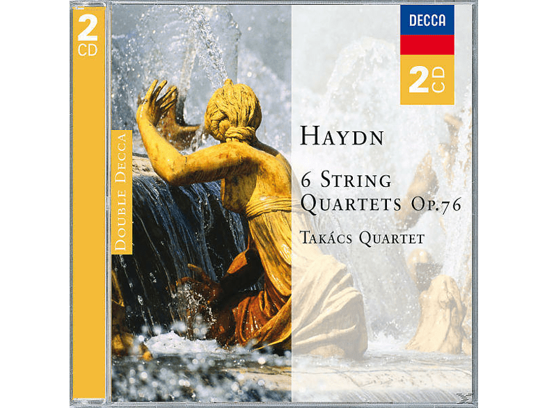 Takacs Quartet - Streichquartette Op.76.1-6 [CD]