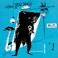 Oscar Peterson, Young, Lester / Peterson, Oscar - Lester Young With The Oscar Peterson Trio [CD]