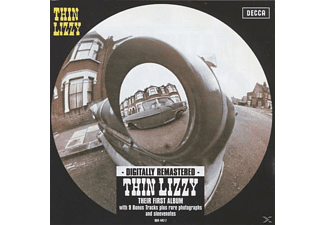 Thin Lizzy - Thin Lizzy (Remastered+Expanded) - (CD)