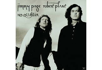 Jimmy Page, PLANT,ROBERT/PAGE,JIMMY - No Quarter  - (CD)