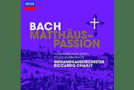 Thomanerchor Leipzig, Tölzer Knabenchor, Gewandhausorchester - Matthäus-Passion [CD]