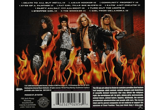 Steel Panther - Feel The Steel  - (CD)