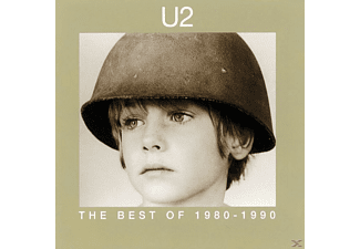 U2 - Best Of 1980 - 1990 (CD)