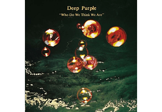 Deep Purple - Who Do We Think We Are  - (CD)