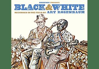 VARIOUS - Black & White  - (CD)