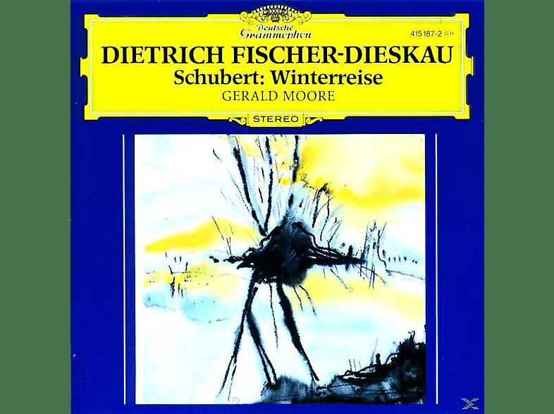 Fischer-Dieskau,Dietrich/Moore,Gerald - Winterreise [CD]