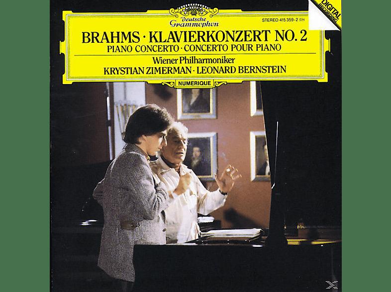 Wpo, Krystian/bernstein/wp Zimerman - Klavierkonzert 2 [CD]