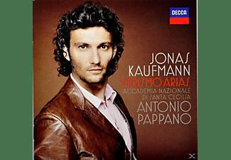 Jonas Kaufmann - Verismo Arias  - (CD)