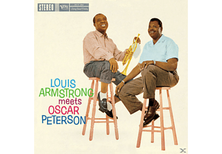 Oscar Peterson, Armstrong, Louis / Peterson, Oscar - Louis Armstrong Meets Oscar Peterson - (CD)