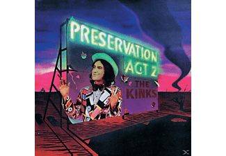 The Kinks - Preservation Act 2 (Re-Release)  - (CD)