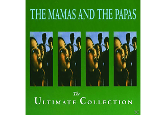 The Mamas & The Papas - The Ultimate Collection (CD)