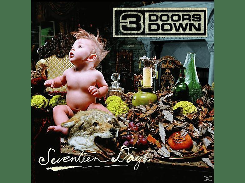 3 Doors Down - SEVENTEEN DAYS [CD]
