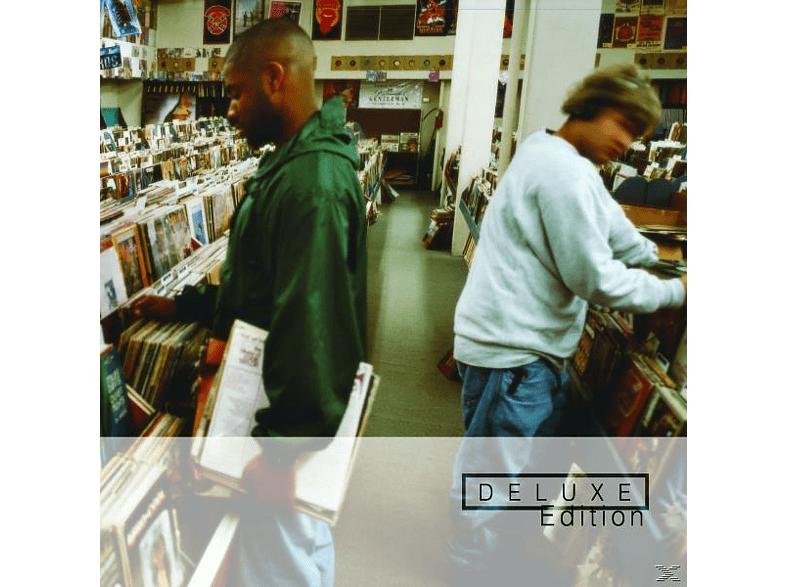 DJ Shadow - Entroducing (Deluxe Edition) [CD]